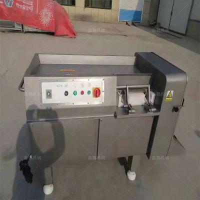 全自动大型冻肉切丁机