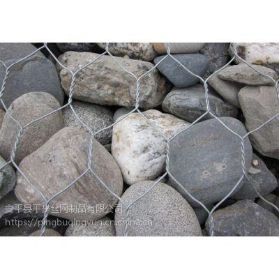 格宾石笼平米价格石笼 海岸防护格宾网厂