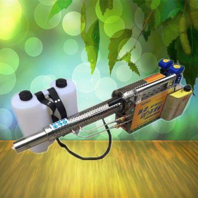 背负式烟雾机 果园植保打药机 脉冲动力弥雾机特点