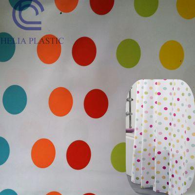 供应PVC胶膜/软膜/片材-制做浴帘
