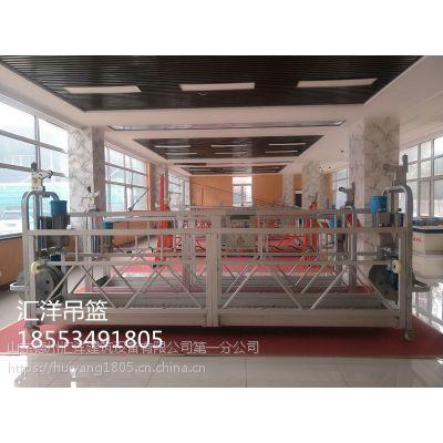 高空作业吊篮电动吊篮使用时的两大误区