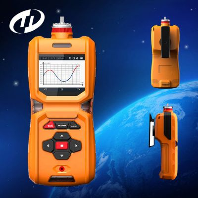 非分光红外原理泵吸式二氧化碳气体浓度测定仪TD600-SH-CO2