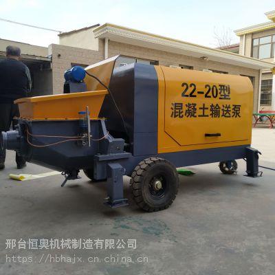 模块建房专用泵,大颗粒混凝土输送泵,二次结构浇筑泵,细石混凝土输送泵,二次构造柱泵