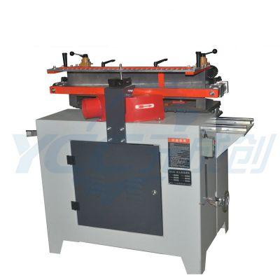 供应元成创600手动燕尾榫槽机 抽屉榫槽机 木箱开槽机木材拼接开槽加工设备