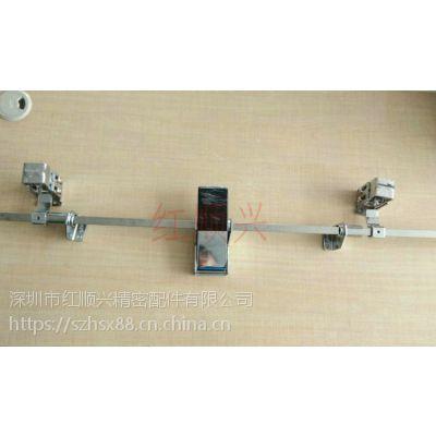 供应HSX系列烘箱配件烘箱门锁方杆门扣,防爆锁拉杆锁机械设备防爆拉手