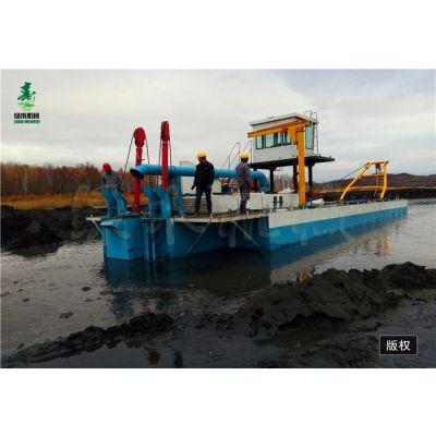 绿水-LS挖泥船|江西绞吸式挖泥船|广西链斗式河道清淤船