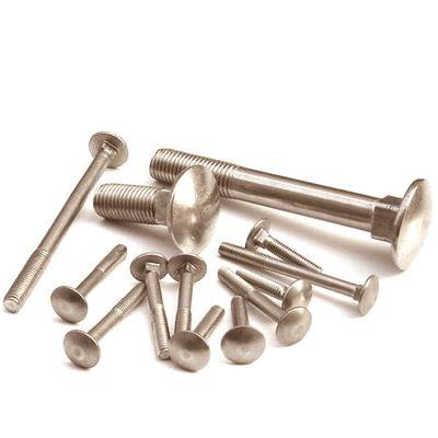 不锈钢美制半圆头马车螺栓