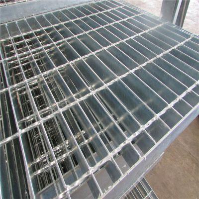 阴沟格栅 水沟钢盖板 楼梯踏步板加工