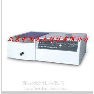 中西供应 紫外可见分光光度计 型号:HDU6-752库号:M237840