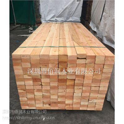 供应深圳建筑方木价格 佰润供