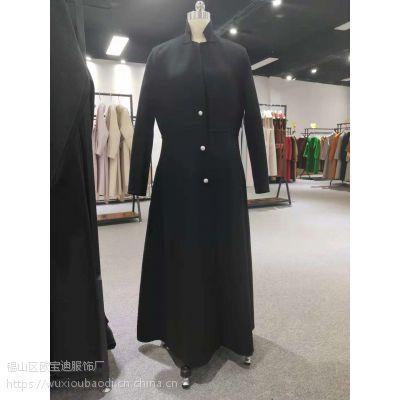 贵州呢子大衣 阿尔巴卡黄金绒大衣无锡一手厂家供应