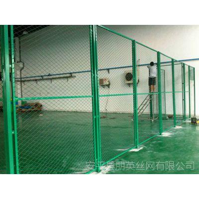 河北厂家供应 工业厂区隔离网 低碳钢丝 室内仓库隔离护栏