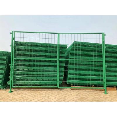 动物园勾花网 包塑铁丝网围栏 绿化勾花网护栏