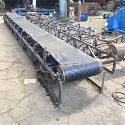 散料进仓输送机专业生产 带式输送机皮带机