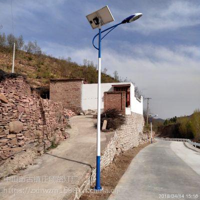 正翔照明分享新时代太阳能路灯电源的变化趋势