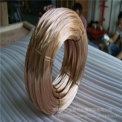 厂家直销c5210磷铜线挂具专用Qsn65-0.4磷铜线