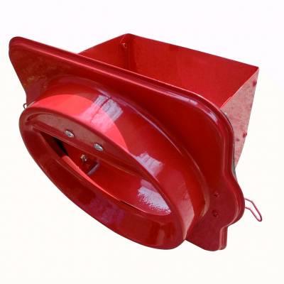 威海安特冷轧钢板排烟逆止阀供应商