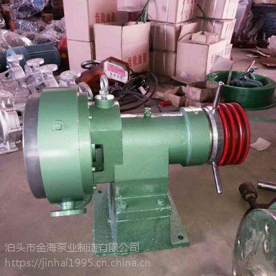 混合乳化机LR6乳化沥青胶体磨泊海厂家现货