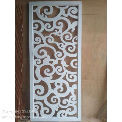 商场、酒店、宾馆背景墙专用立体波浪板-镂空板-工艺通花板装饰比较美观