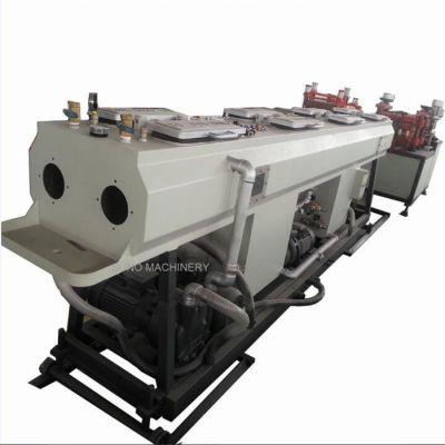 pe管材挤出机塑料机械-塑诺机械(在线咨询)-pe管材挤出机
