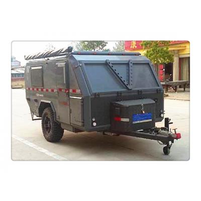 越野型旅居挂车 国产拖挂房车 实用拖挂房车报价