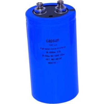 青佺电子供应capsun200V15000UF大容量铝电解电容