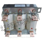 中西 三相输入交流电抗器 型号:M268620库号:M268620