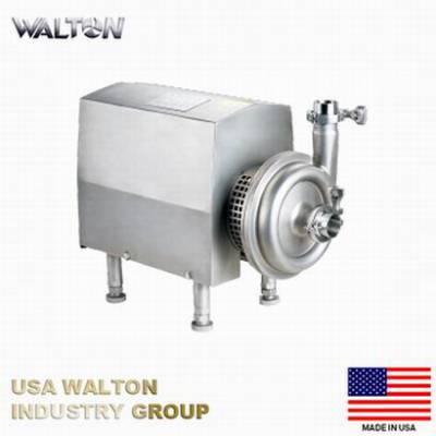 进口卫生级离心泵 美国WALTON沃尔顿 进口卫生级泵