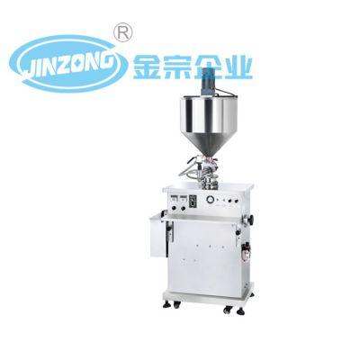 金宗供应 立式 不锈钢半自动 膏液灌装机