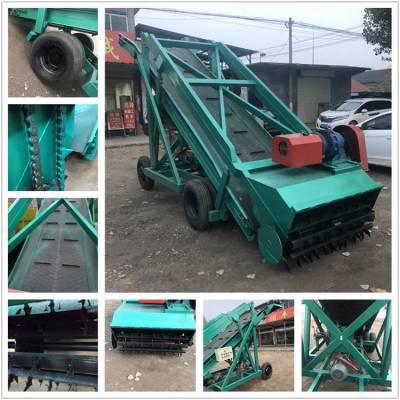 牧草饲料取草机 取料机生产厂家 自动传料的青贮取料机