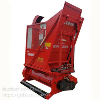 青储秸秆收割粉碎回收机 青贮玉米秸秆粉碎收获机