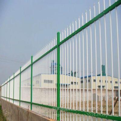 北京围墙栅栏厂家 临时围栏 小区道路护栏