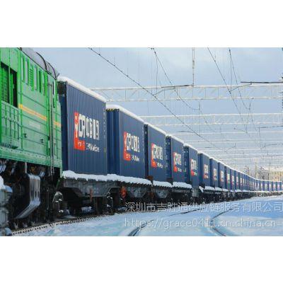 中国到塔吉克斯坦国际铁路