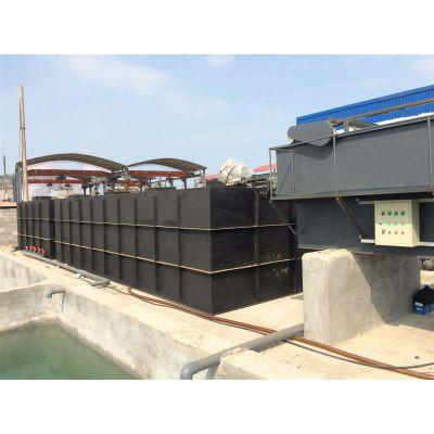 焦作社区医院污水处理设备出水稳定达标