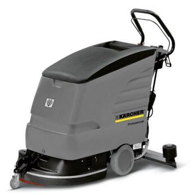 提供德国凯驰BD530手推式洗地机