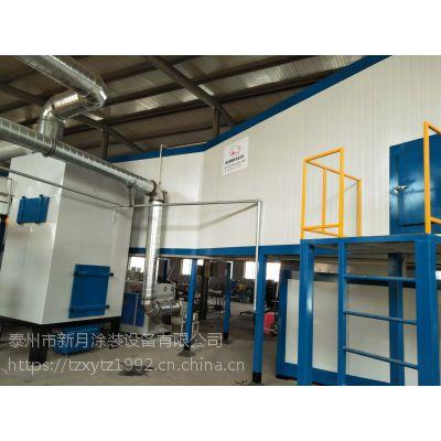 新月喷塑设备厂家,销往全球60多个国家,服务于1300多家企业