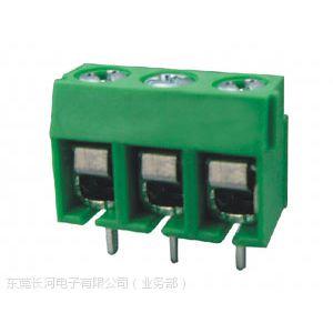 长河 认证CB、CE、CQC、UL、VDE弹片式 PCB126接线端子