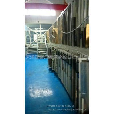 安徽立式板材货架 金属板存放架特点