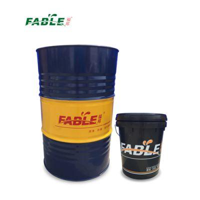福邦高性能抗磨液压油报价 东莞注塑机压机液压系统专用油