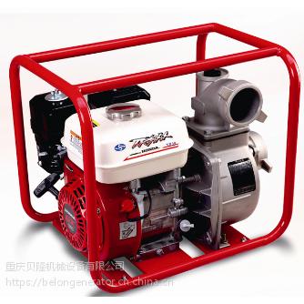 TP30嘉陵本田3寸汽油清水泵本田3寸汽油水泵