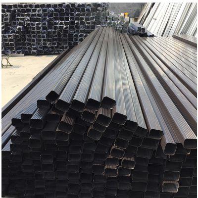 杭州厂家直销铝合金天沟 金属檐沟、雨槽 方形雨水管 规格全