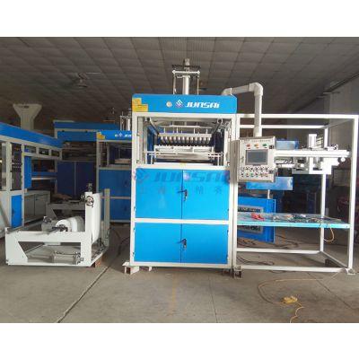 供应山东莱芜小型自动吸塑机 性能稳定 骏精赛厂家供应