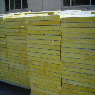 天门市130kg立丝岩棉复合板生产加工