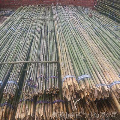 京西竹业批发直销2米-6米小山竹