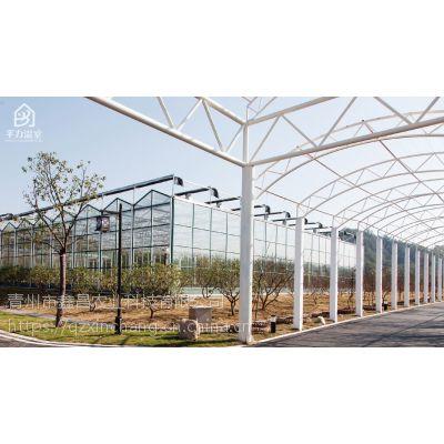 江苏绿色生态园林式婚宴生态餐厅生态酒店玻璃纹络式、6000平方定做厂家