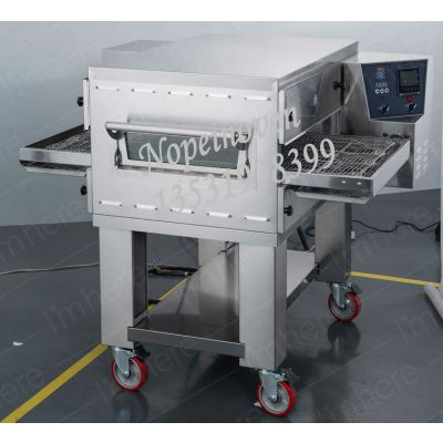 广州极效Grandoven链式披萨炉NTE-2060履带式烤箱比萨烤炉