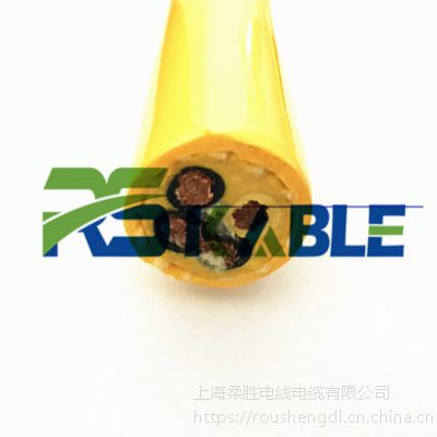 Grab Electric cable (N)SHTOU-(SMK)-J 4芯16平方聚氨酯抓斗电缆