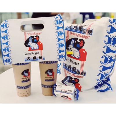 上海开一家大白兔奶茶加盟店需要多少钱