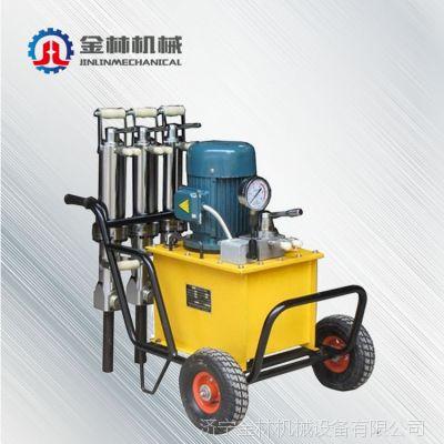 厂家直销液压分裂机 金林机械 电动混凝土分裂机