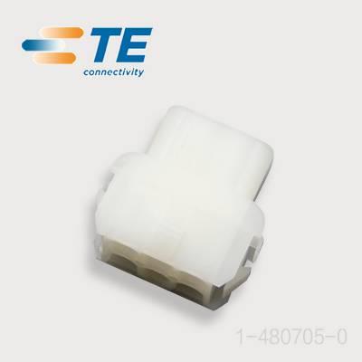 供应 AMP TE 连接器 泰科1-480705-0塑壳千金电子